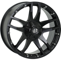 Diesel 17X8.0 Cliff (6X114.3) ET+30 Black Matt