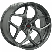 SSW 17x7 Dominate (5x114.3) ET42 Gun Metal