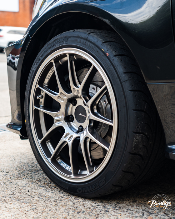 "Toyota Yaris GR fitted with 18"" Enkei GTC02 Wheel & Zestino Gredge 07R Tyres image"